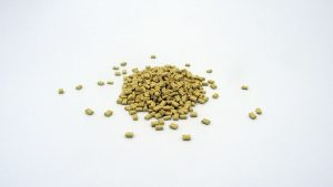 PEEK Granules Color Compound Yellow